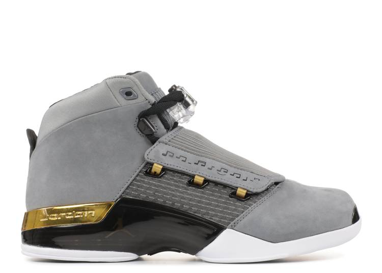 Trophy Room x Air Jordan 17 Retro 'Cool Grey'