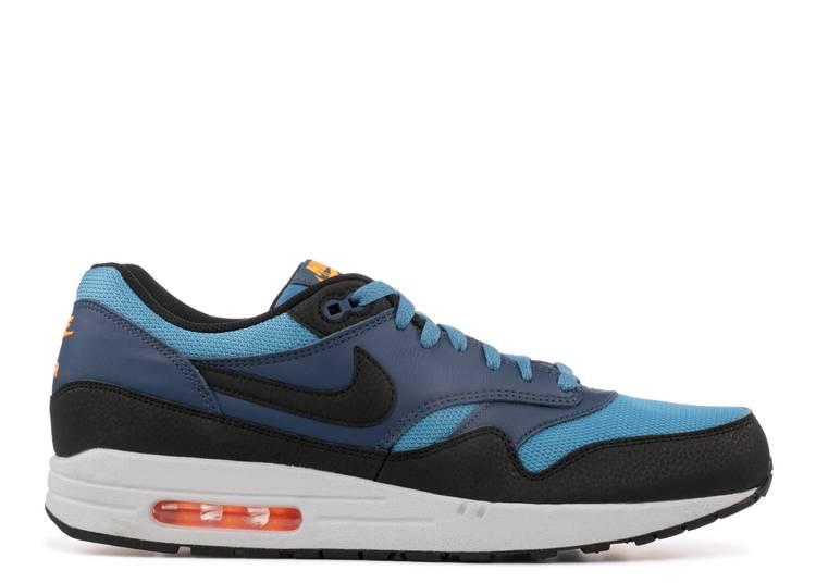 Air Max 1 Essential 'Stratus Blue' - Nike - 537383 402 - stratus ...