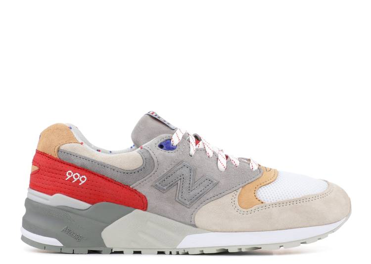 Concepts x 999 Made in USA 'Hyannis Red'
