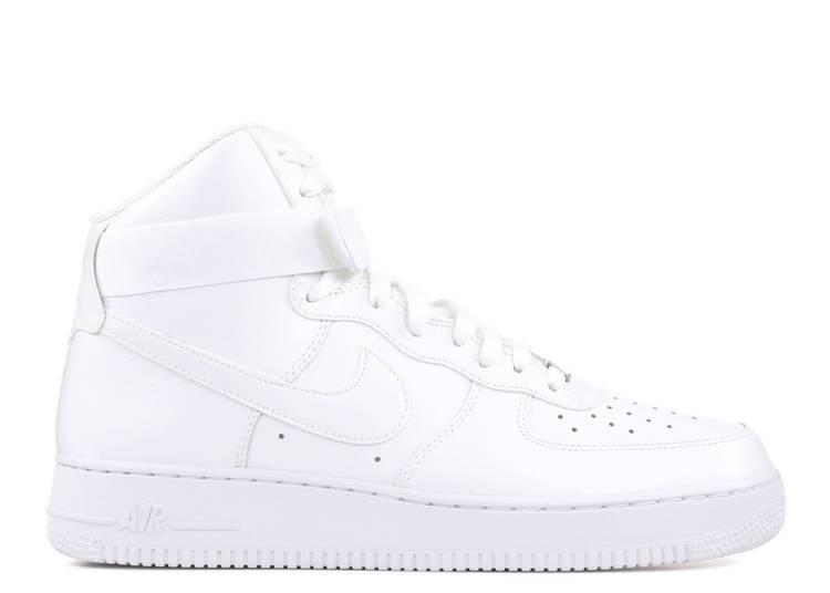 """Air Force 1 High '07 """"White"""""""