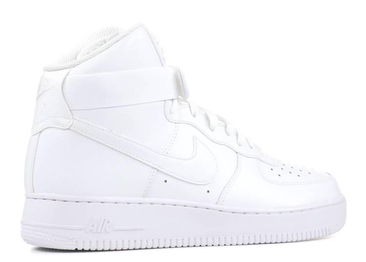 Air Force 1 High '07 'White'