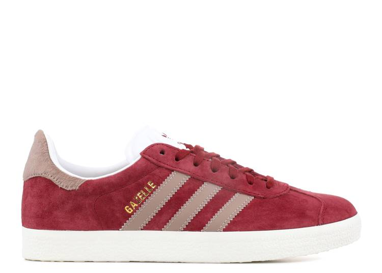 Wmns Gazelle 'Collegiate Burgundy'