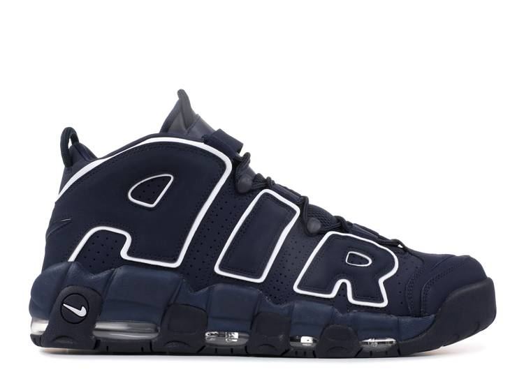 Air More Uptempo 'Obsidian'