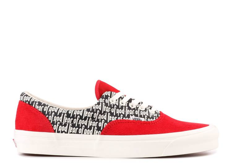Fear of God x Era 95 DX 'Collection 2 Red'