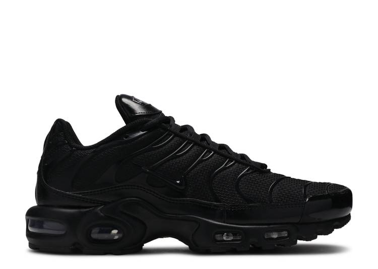 Air Max Plus 'Triple Black'