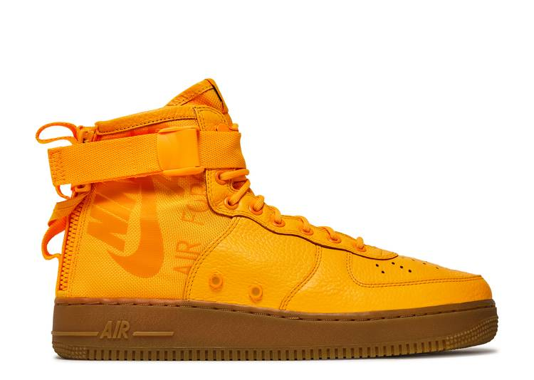 SF Air Force 1 Mid 'OBJ'