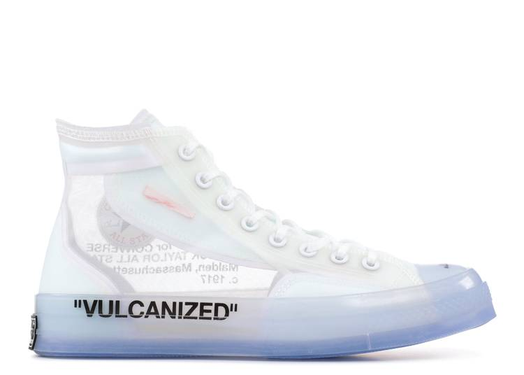 chuck 70 hi 'off white The Ten'