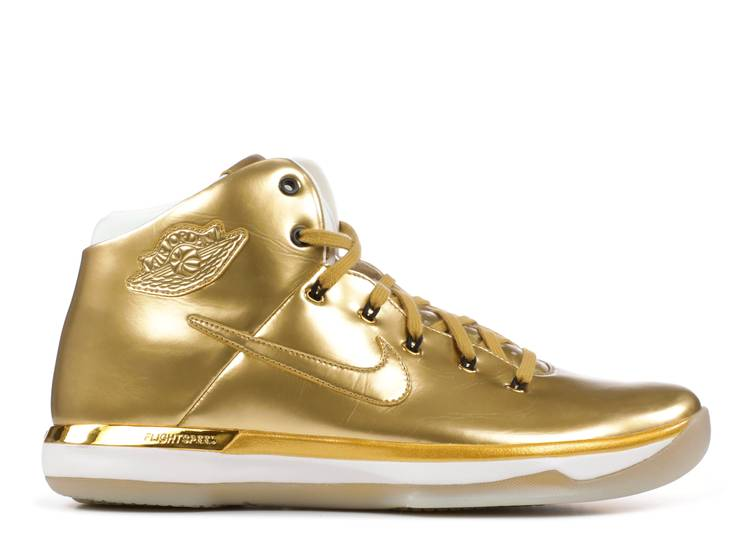Air Jordan 31 'All Star - Gold'