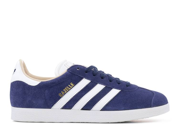 Wmns Gazelle 'Noble Indigo'