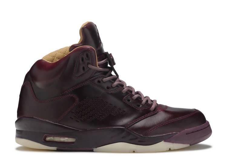 Air Jordan 5 Retro Premium 'Bordeaux'