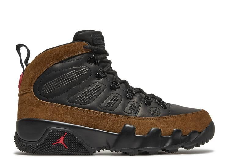 Air Jordan 9 Retro Boot NRG 'Olive'