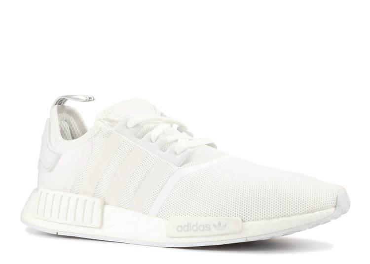 Nmd R1 White Grey Adidas Cq2411 Footwear White Footwear