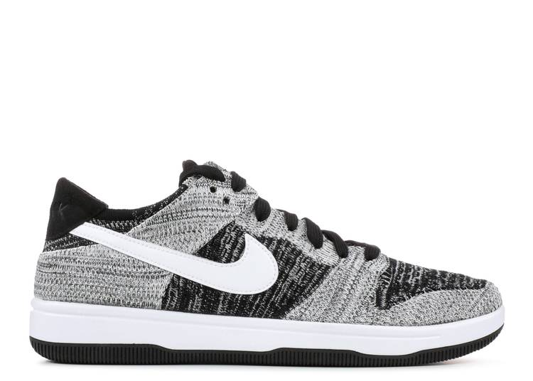 Dunk Low Flyknit 'Oreo'