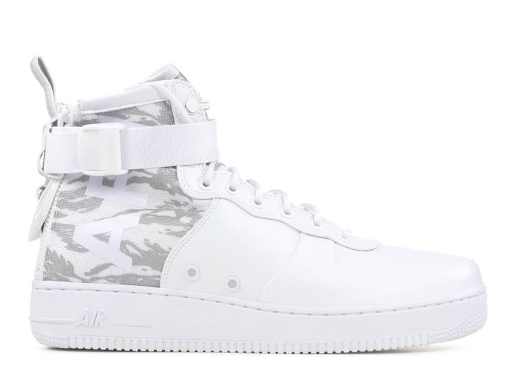 SF Air Force 1 Mid 'Winter Camo'