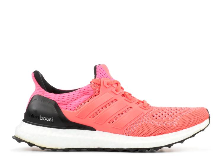 Wmns UltraBoost 1.0 'Flare Red'