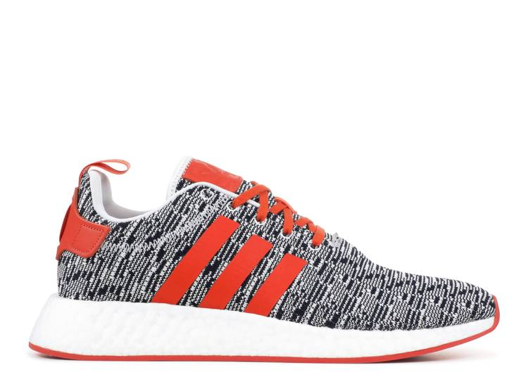 NMD_R2 'Solar Red'
