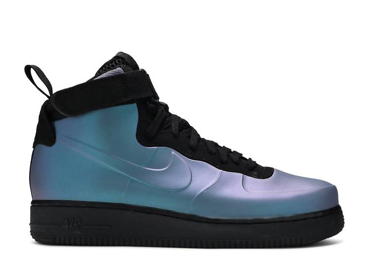 Air Force 1 Foamposite 'Light Carbon' 2018