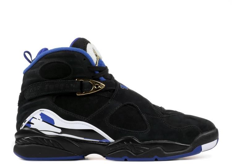 OVO x Air Jordan 8 Retro Promo 'Kentucky Madness'