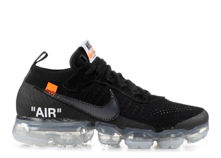 "the 10: nike air vapormax fk ""off white"""