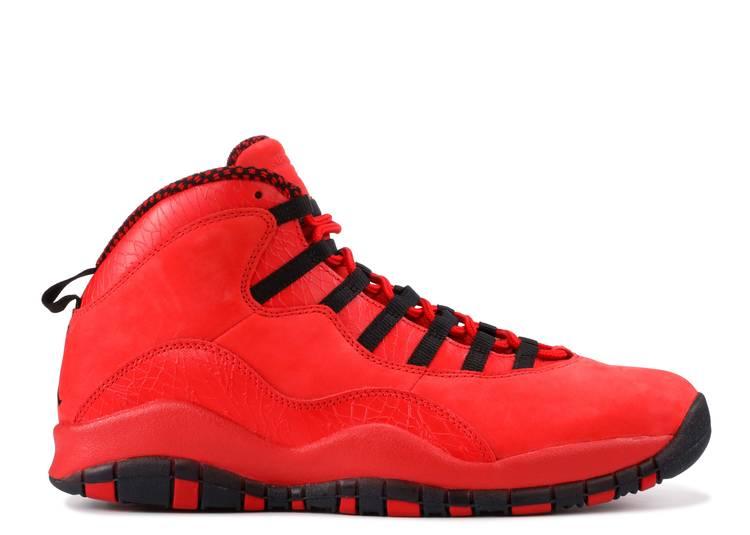 Steve Wiebe x Air Jordan 10 Retro 'HOH'