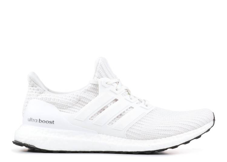 UltraBoost 4.0 'Triple White'