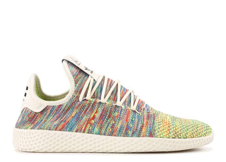 Pharrell x Tennis Hu Primeknit 'Multi-Color 2.0'