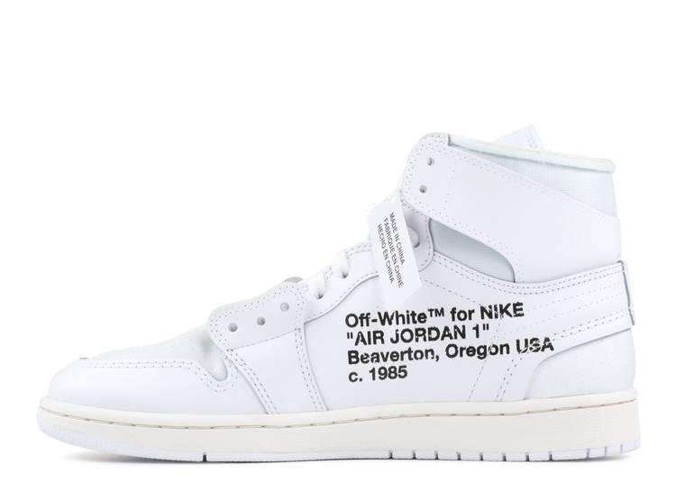 jordan nike off white