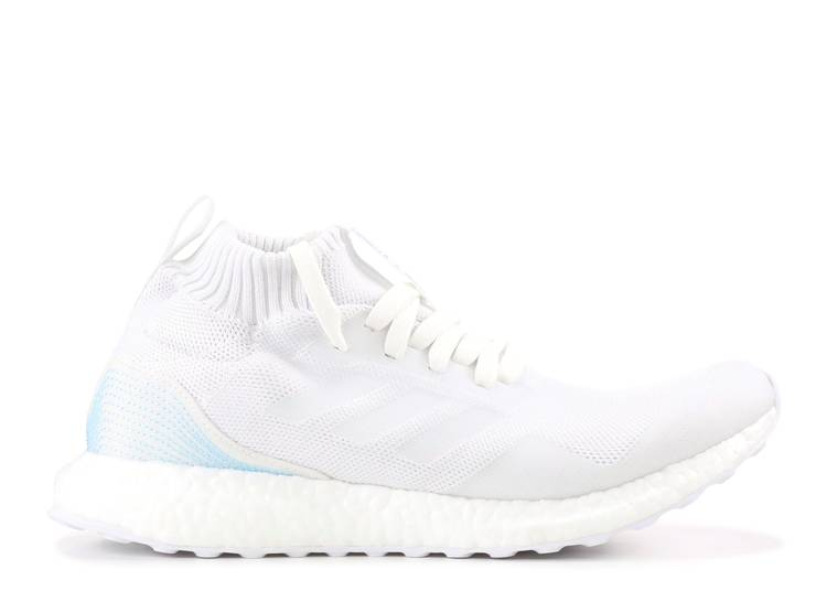 Parley x UltraBoost Mid 'White'