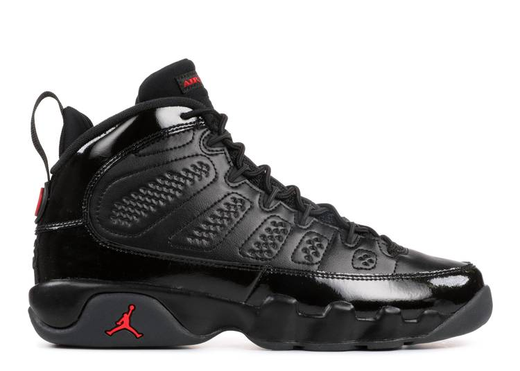 Air Jordan 9 Retro BG 'Bred'