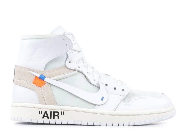 air jordan 1 x off-white nrg bg 'off white'