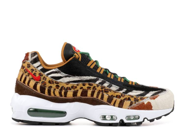 Atmos x Air Max 95 DLX 'Animal Pack' 2018