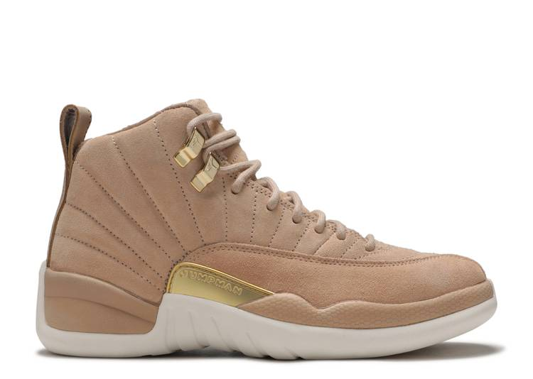 Wmns Air Jordan 12 Retro 'Vachetta Tan'