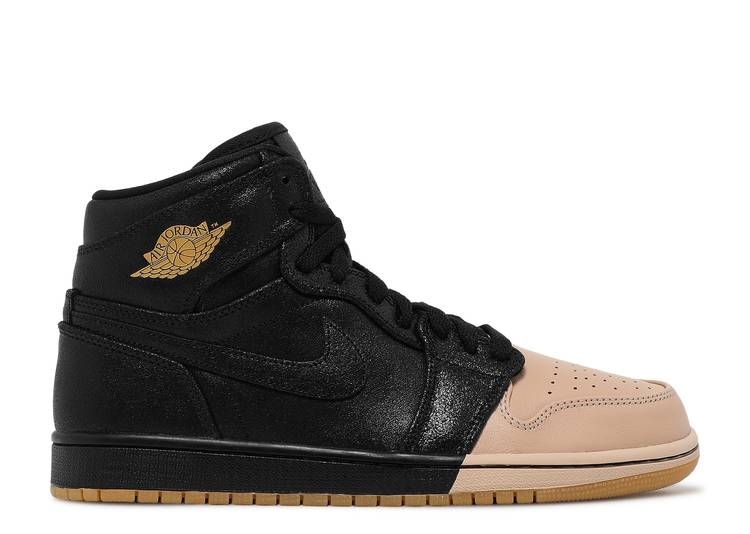 Wmns Air Jordan 1 Retro High Premium 'Dipped Toe'
