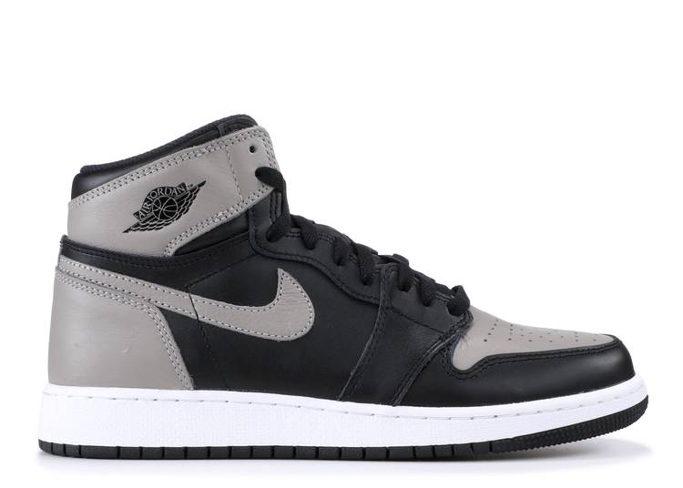 air jordan 1 retro high og (bg) 'shadow'