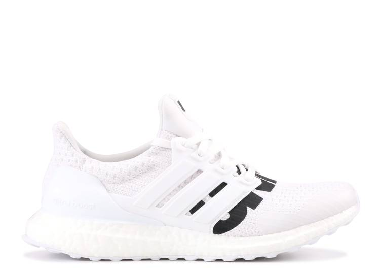 Undefeated x UltraBoost 4.0 'White'