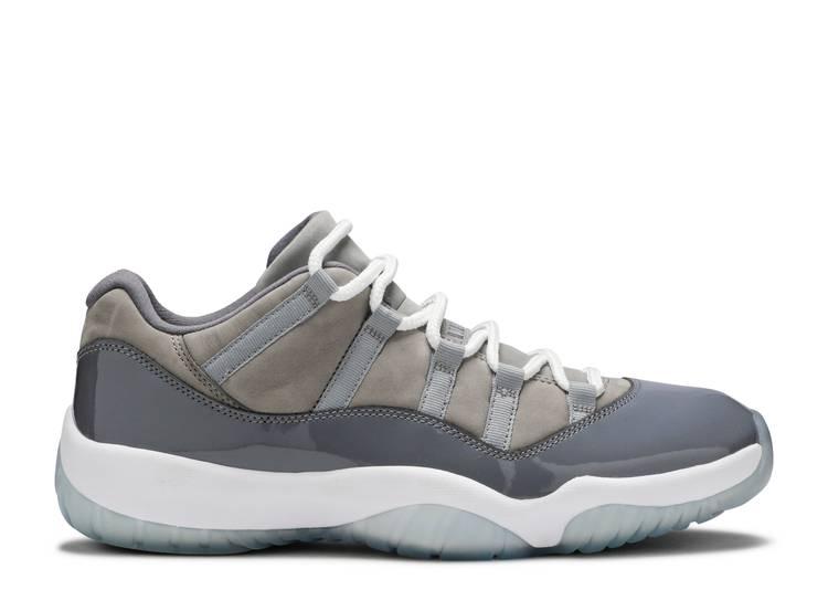 Air Jordan 11 Retro Low 'Cool Grey'