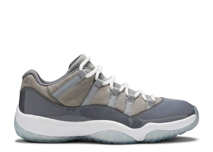 """air jordan 11 retro low """"Cool Grey"""""""