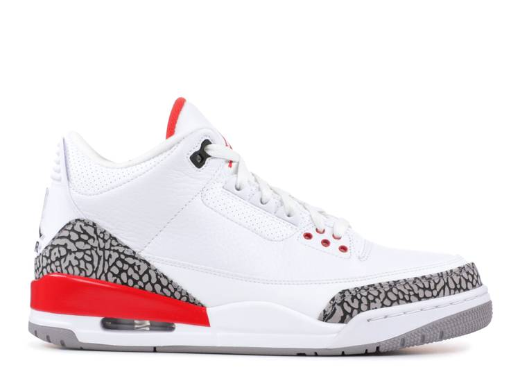 air jordan 3 retro 'Hall of Fame'