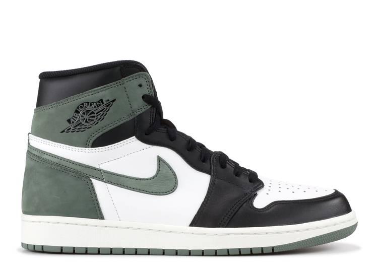 Air Jordan 1 Retro High OG 'Clay Green'