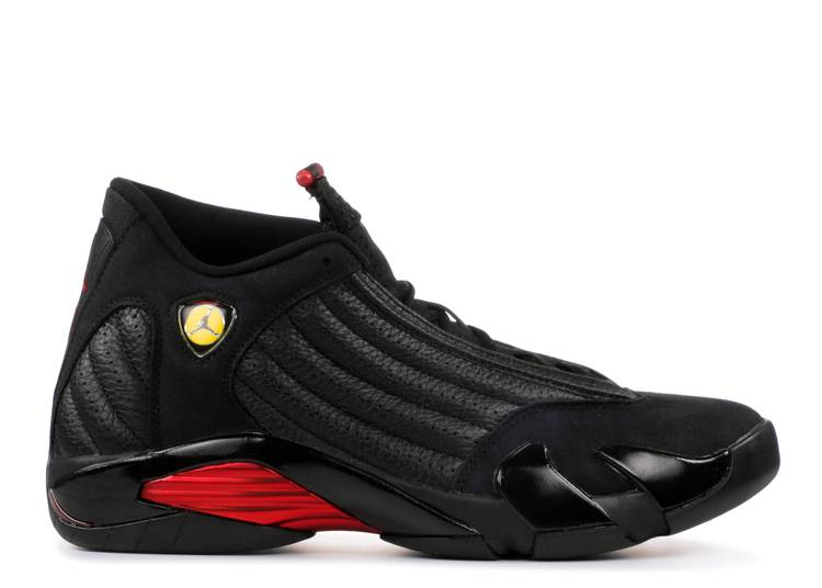 "air jordan 14 retro ""last shot 2018 release"""
