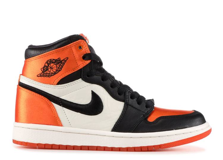"wmns air jordan 1 re hi og sl ""Satin Shattered Backboard"""