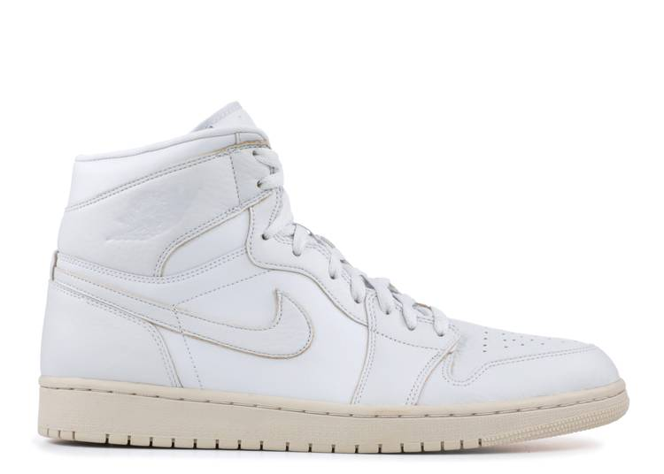air jordan 1 retro high prem 'Pure Platinum'