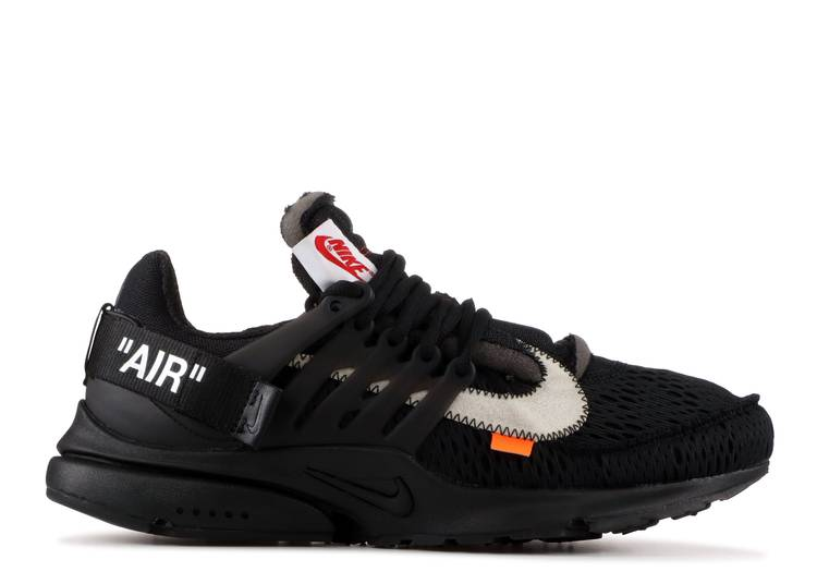 "the 10: nike air presto ""off white"""
