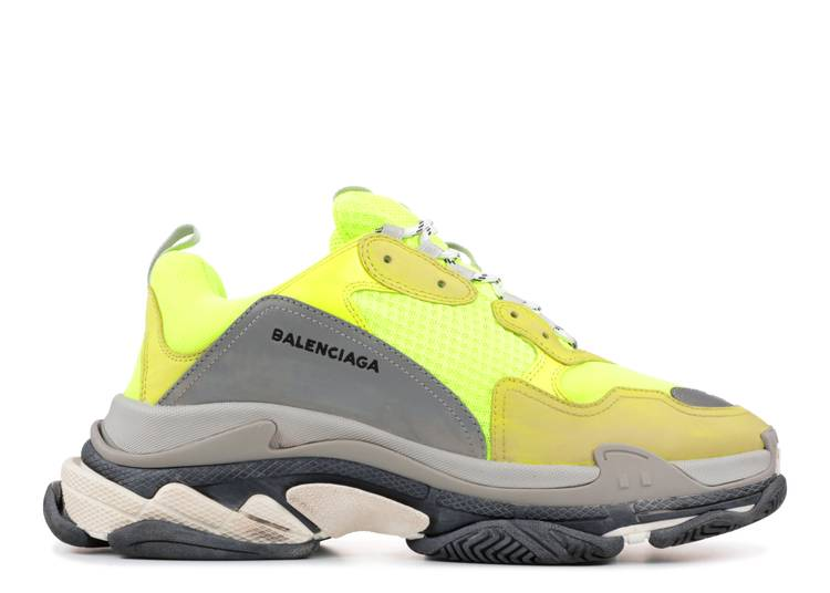 triple s 'Yellow'
