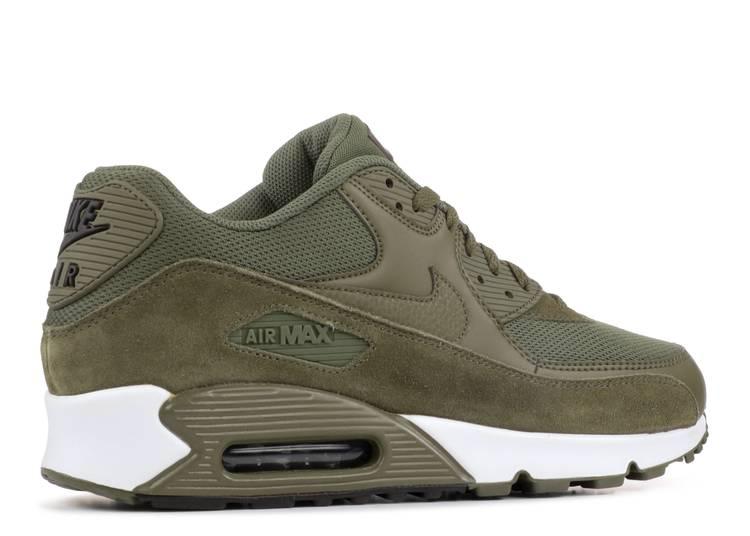 air max 90 essential uomo verde
