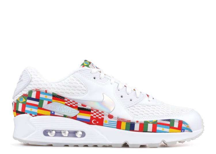 Air Max 90 'International Flag'