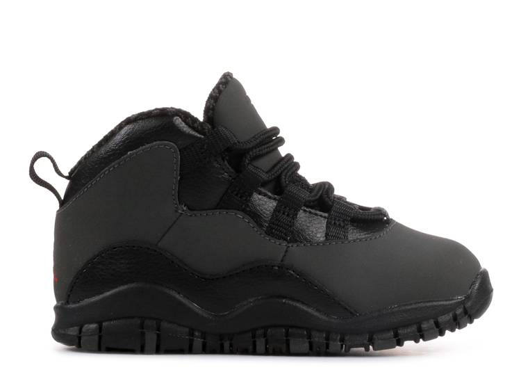 Air Jordan 10 Retro TD 'Shadow'