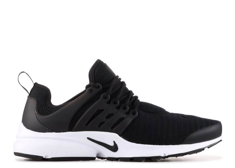 Wmns Air Presto 'Black White'