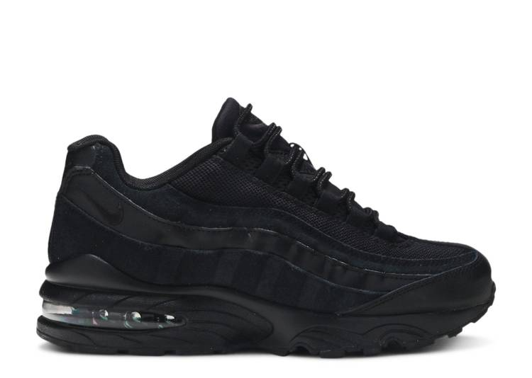 Air Max 95 GS 'Triple Black'