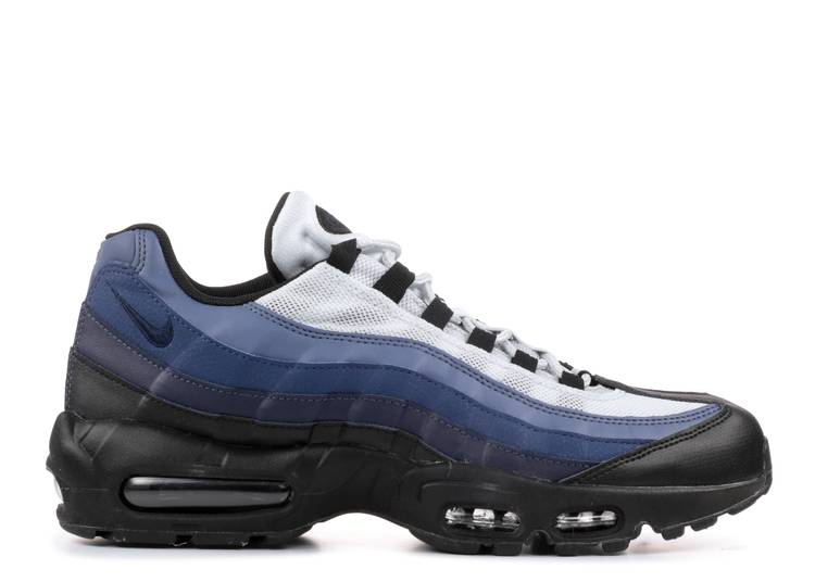 Nike Air Max 95 Essential Navy Blue Nike 749766 028 Black